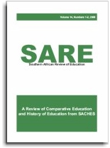 SARE Southern African Review of Education